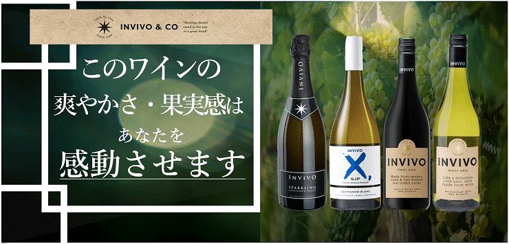 Read more about the article 【受賞の多さがクオリティの証】このワイン感動します。驚異のハイコスパワインINVIVO