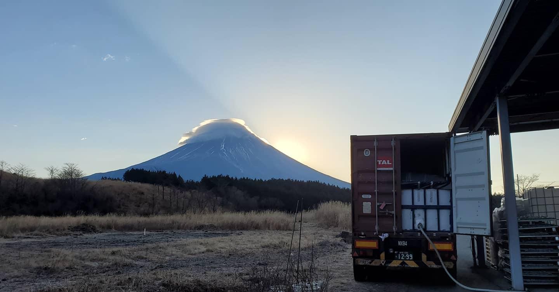 富士山ワイナリー バルク